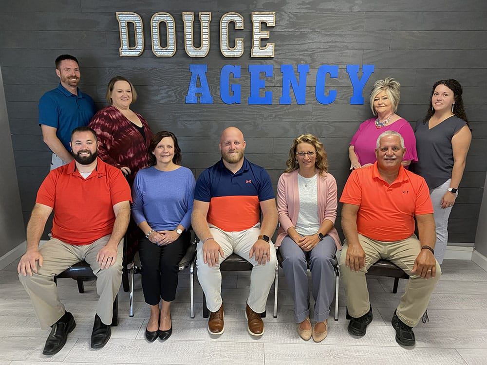 Douce Agency staff photo